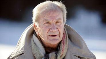 Pierre Mondy, décédé ce samedi à l'âge de 87 ans