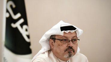 Jamal Khashoggi, le 15 décembre 2014 à Manama au Bahreïn