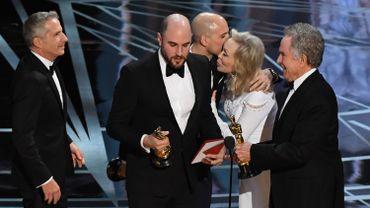 Oscars 2017: l'Académie présente également ses excuses pour les couacs de la cérémonie de dimanche