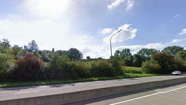 N97 à hauteur de Philippeville