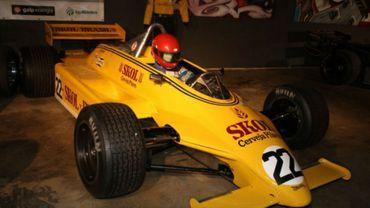 Une exposition de dix Formule 1 à l'occasion du 50e Grand Prix de Francorchamps