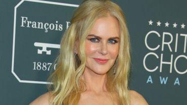 """Nicole Kidman reprendra prochainement son rôle de Celeste Wright dans la deuxième saison de la mini-série dramatique """"Big Little Lies"""" sur HBO."""