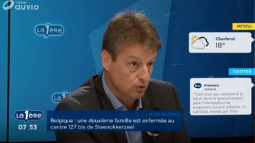 """Olivier Chastel """"La N-VA n'a pas dirigé ce gouvernement au départ d'Anvers"""""""