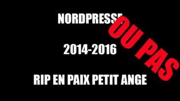 Vincent Flibustier annonce la fin de Nordpresse... ou pas.