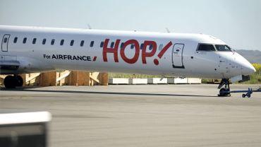 Les pilotes de Hop! (Air France) poursuivent la grève