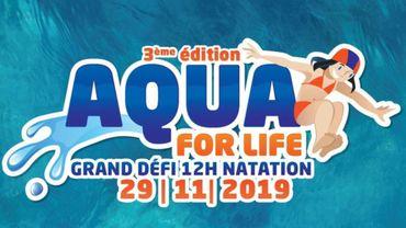 Aqua For Life - soutenez l'équipe de Classic 21 !