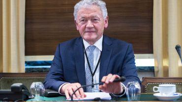 Le ministre fédéral de la Mobilité François Bellot (MR)