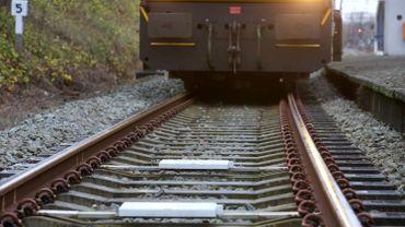 Pas de trains jusque lundi mi-journée entre Fleurus et Ottignies à cause d'un chantier