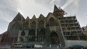 Liège: 15 millions de subsides pour restaurer la collégiale Sainte-Croix