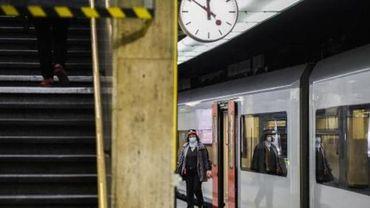 La fréquentation des trains ne va pas revenir à la normale avant quelques années