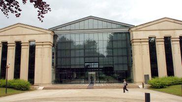 Le bâtiment de Swift, à La Hulpe