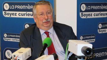 André Flahaut, président de la Chambre