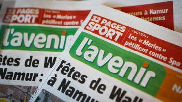 """Éditions de l'Avenir: Nethys n'a reçu """"aucune proposition officielle de rachat"""""""