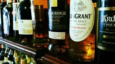 Le whisky écossais aura passé 1045 jours en orbite.