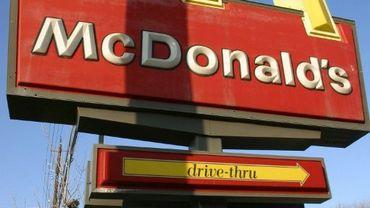 Les clients américains ont été particulièrement séduits par des boissons au prix de 1 dollar et des hamburgers à petits prix