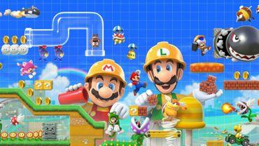 Super Mario Maker 2 fait le plein de nouveautés