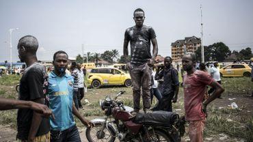 L'annonce des résultats des législatives s'est faite en marge du manifestation à la gloire de Martin Fayulu, candidat malheureux à la présidentielle en RDC