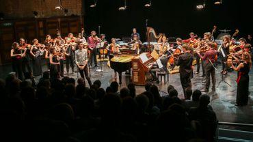 Orchestre du Festival Musiq'3