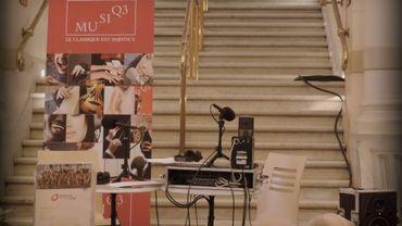 Musiq'3 en direct du Festival Portraits de femmes à Liège