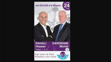Contrairement aux apparences, cet Hassan Rahali-là n'est pas candidat aux élections bruxelloises...