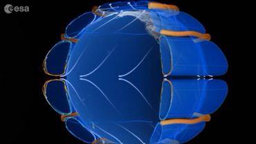 Kourou: lancement mardi d'un satellite européen d'étude des vents