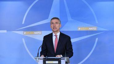 Le secrétaire général de l'Otan, Jens Stoltenberg soutient l'action qui a été menée, mais l'Otan n'est pas impliquée directement dans les opérations de la coalition internationale en Syrie.