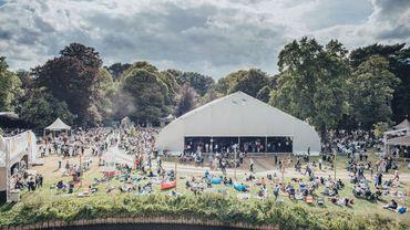 20.000 personnes au Jazz Middelheim à Anvers
