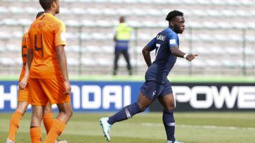 La France prend la 3e place du Mondial U17