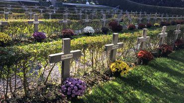 Des pavés de la mémoire pour les héros de l'enclos des fusillés