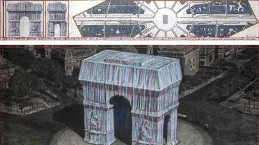 L'empaquetage de l'Arc de Triomphe, monumental projet phare et rêve ultime de Christo, décédé dimanche, est toujours programmé pour l'automne 2021, en respectant les volontés ultimes de l'artiste