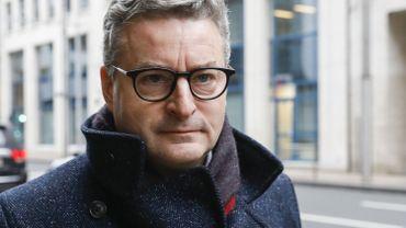 Koen Van den Heuvel, va remplacer Joke Schauvliege comme ministre flamand de l'Environnement