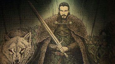 Une tapisserie qui récapitule les pérégrinations de Game of Thrones