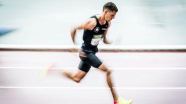 Kevin Borlée remplace van Niekerk dans la finale du 400m à Zurich