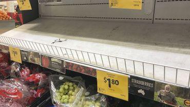 Cette affaire avait contraint les supermarchés à retirer les fraises de leurs rayonnages et des cultivateurs à détruire d'importants stocks invendus.