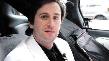 Thomas Dutronc dans le taxi de Jérôme Colin