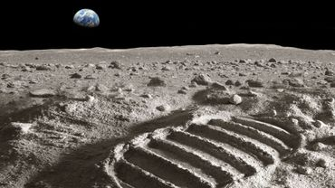 Les archives vidéo des premiers hommes sur la Lune mises aux enchères