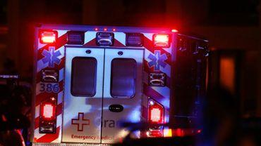 Le bilan provisoire de l'incendie fait état de neuf morts