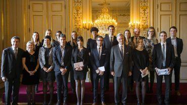 Maxime Delrue et Roxane Dupont vainqueurs de la 12e Belgodyssée