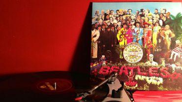 Deux LP des Beatles en tête des ventes d'albums en 2017... en version vinyle