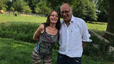 Irka et Dominique Schneider ont fait revivre Rampemont et son jardin