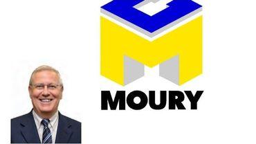 Décès de Georges Moury