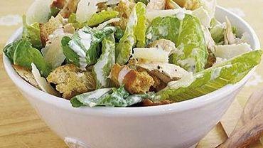 Recette de Candice: Salade Caesar au thon frais