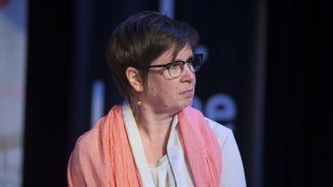 Alda Greoli: il ne faut pas régionaliser la Communauté française