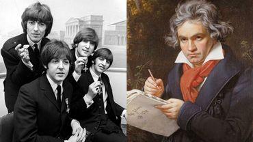 Les Beatles et Beethoven: De l'autre côté du miroir