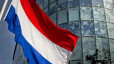 Le drapeau des Pays-Bas