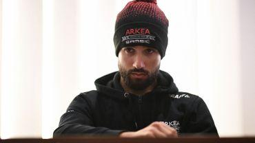 Nacer Bouhanni est victime d'insultes racistes depuis le sprint de Cholet.