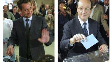 N.Sarkozy & F.Hollande