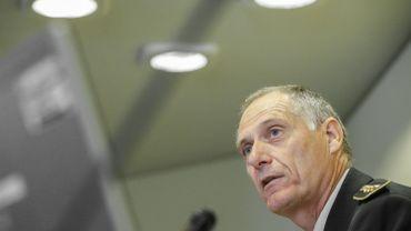 Eddy Testelmans a démissionné en tant que patron du SGRS