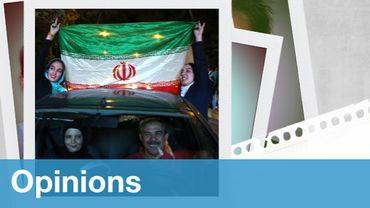 Image d'illustration: des Iraniens en liesse à Téhéran