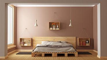 Un chambre presque parfaite pour un bon sommeil.